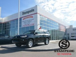 2015 Toyota 4Runner 4WD 4DR V6 SR5 UPGRADE PACKAGE W/LEATHER  SU