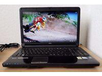 """Mint Fujitsu 15.6""""LED Laptop,4GB DDR3 RAM,320GB,Wifi/webcam/hdmi/bluetooth/ WIn 10 64 bit"""