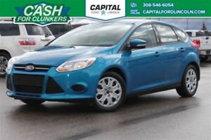 2013 Ford Focus SE**PST PAID  **BLUETOOTH***AM/FM RADIO WITH SIR