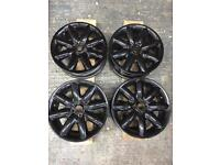 Mini Cooper S Alloys - Genuine