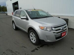 2013 Ford Edge SEL (Replaced Front & Rear Rotors & Pads)