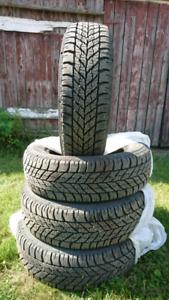 4 winter tires 205/60R16