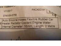 Car heater radiator coolant engine hose 2 metre
