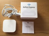 Apple AirPort Express A1392 is an Apple router.