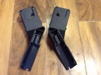 Quinny Speedi Adaptors (for Dreami Carry Cot & Maxi Cosi Car seat