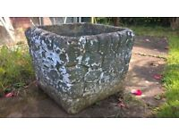 Garden/Patio Stone Pot