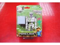 Minecraft Series #2 Iron Golem Brand New Original Packaging £9.99