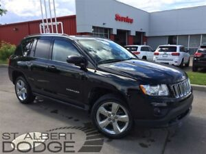 2012 Jeep Compass LIMITED | 4X4 | HEATED LEATHER | PWR SUN