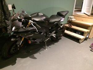 2007 Yamaha R6 4990kms