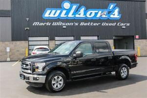 2015 Ford F-150 XLT SUPERCREW 4WD REAR CAMERA! RUNNING BOARDS! R