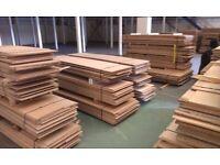£2 chipboard sheets timber panels wood flooring loft boards racking shelving underlay insulation ply