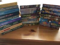 Legend of Xanth Books - Peirs Anthony x 25