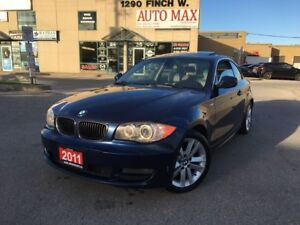 2011 BMW 1 Series 128i, Sunroof, Great Condition