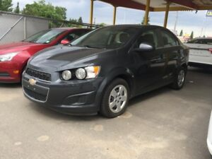 2015 Chevrolet Sonic LT UBER OR TAPP CAR DRIVERS RENT TO OWN