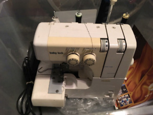 Two Sewing Machine Surgers for sale *NEW PRICE