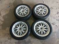 Alloy wheels R17
