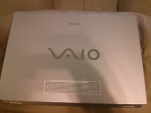 Sony Viao Laptop -as new.