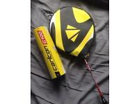 Carlton badminton racket & shuttlecocks