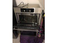Kuppersbusch microwave built in
