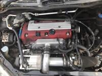 Honda Civic Ep3 Type r k20 rotrex supercharger kit
