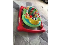 Mothercare Disco Baby Walker- IMMACULATE