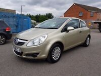 VAUXHALL CORSA 1.0, 08 REG 2008 VERY LOW MILES AT 39000, 3 MONTHS WARRANTY