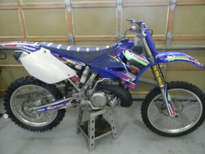 2014 YZ250 HAVE OWNERSHIP BIKE NEEDS NOTHING CLEAN BIKE