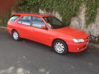 Peugeot 2.0L 306 HDi estate.