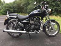 2016 Royal Enfield Thunderbird 500 EFI For Sale.