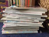 17 copies of vogue magazine 2015 2016 Free
