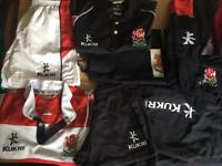 Wellington College sports kit