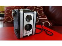 Vintage Kodak Duaflex Camera.