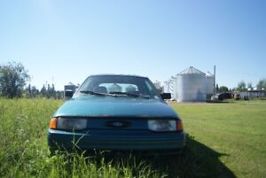 FREE 1994 Ford Escort Coupe (2 door)