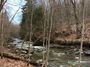 475 000$ - Terre à bois à vendre à St-Sylvestre