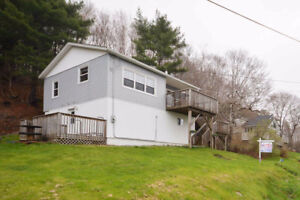 Great Home With Over 90 feet of River Frontage on Lake Echo