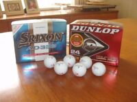 3 Dozen new golf balls