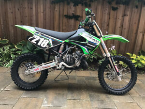 KX85 Excellent condition - Never raced