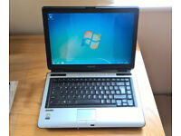 Toshiba Satellite M100-165 - Windows 7 Professional