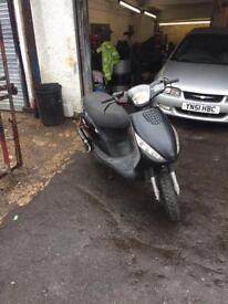 2013 piaggio zip 50 moped scooter ped 50cc gilera