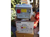 This brand new 800 watts ac generator never started