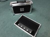 Custom Pedal Boards- mini board and 5x pedal looper