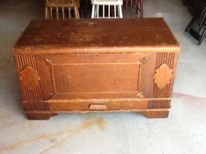 Coffres antiques