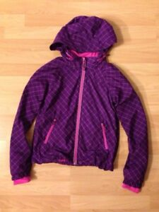 IVIVVA Jacket size 10 (purple/pink)