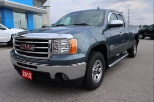 2012 GMC Sierra 1500 4x4 - Extended Cab - Chrome Package