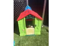 Little Tikes garden play house