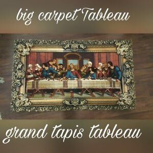 Brand new Carpet tableau 30x50 inch
