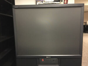 "Sony 48"" Projection TV For Sale"