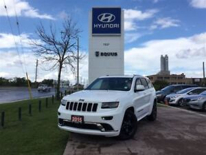 2015 Jeep Grand Cherokee Overland - NAV, BT, HEATED SEATS