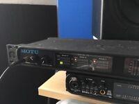 MOTU 2408 MK3 Plus FireWire PCI 424 Card