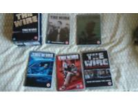 The wire season one to five